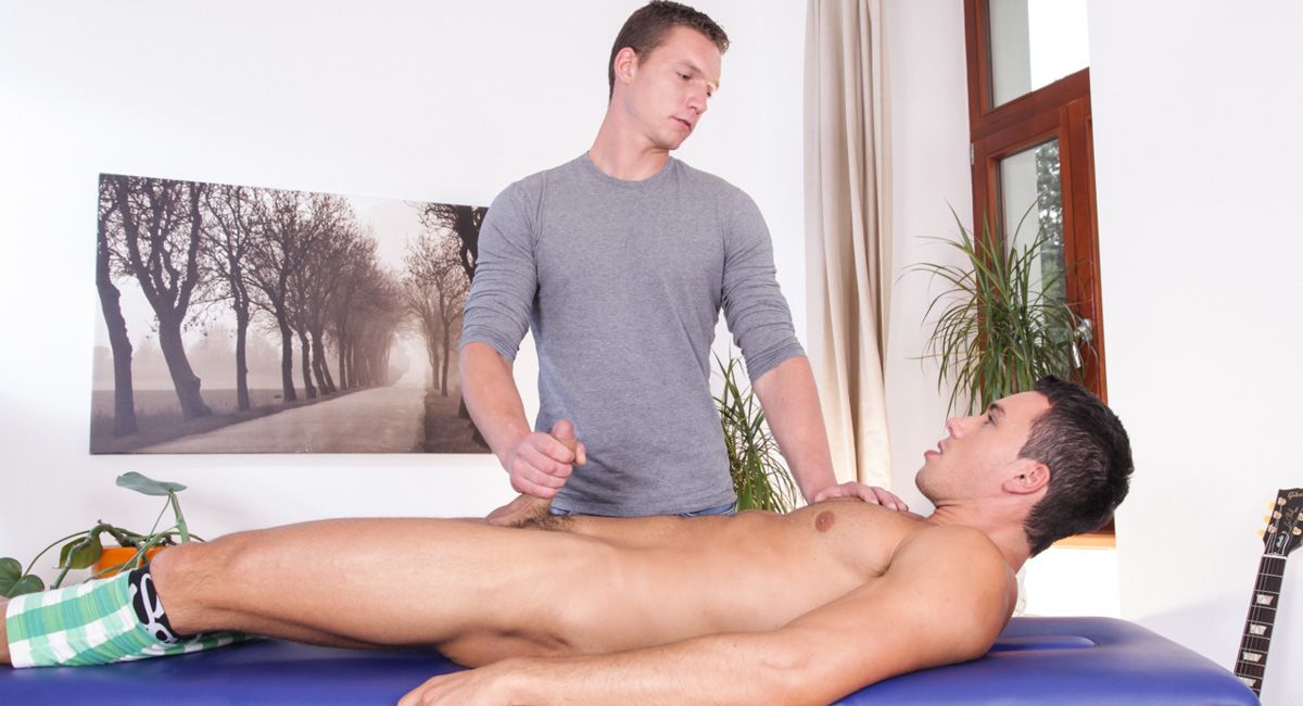 Fernando Torreta & Rossa in Gay Massage #05 Video - MaleReality The Movs Porn