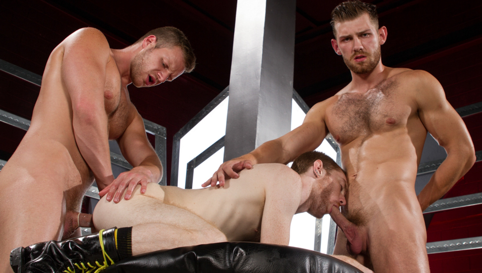 DIRTY FUCKERS SC 3 BRIAN BONDS TOMMY D GAY PORN