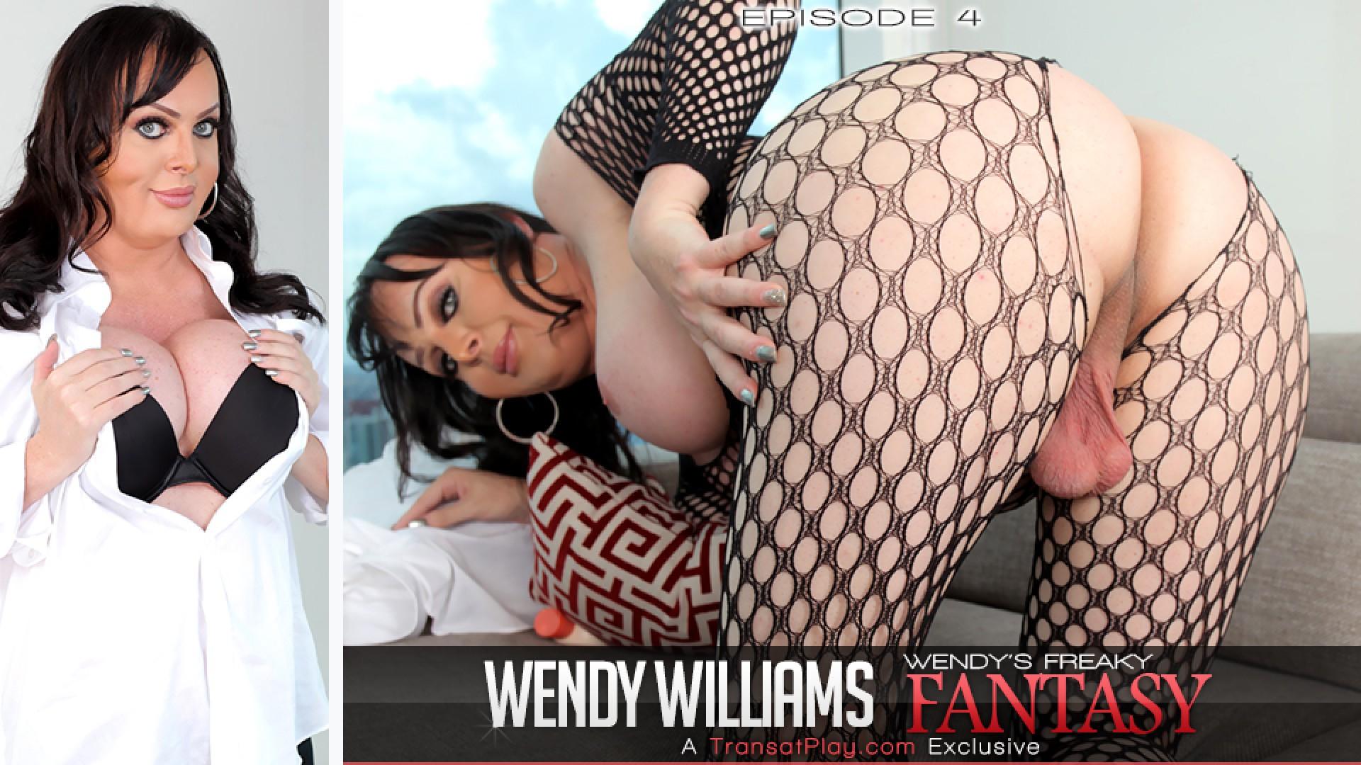 Wendy Williams in Wendys Freaky Fantasay - TransAtPlay