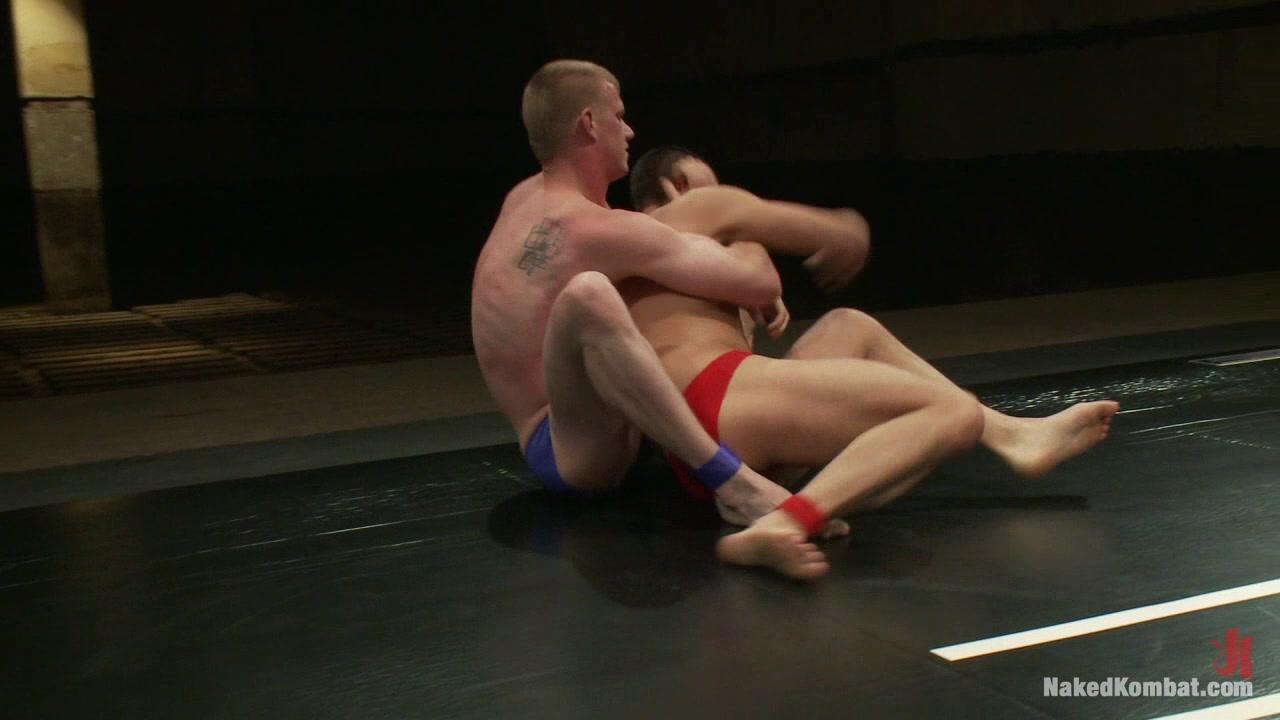NakedKombat Blake Daniels vs Emanuel Katrina jade walmart challenge