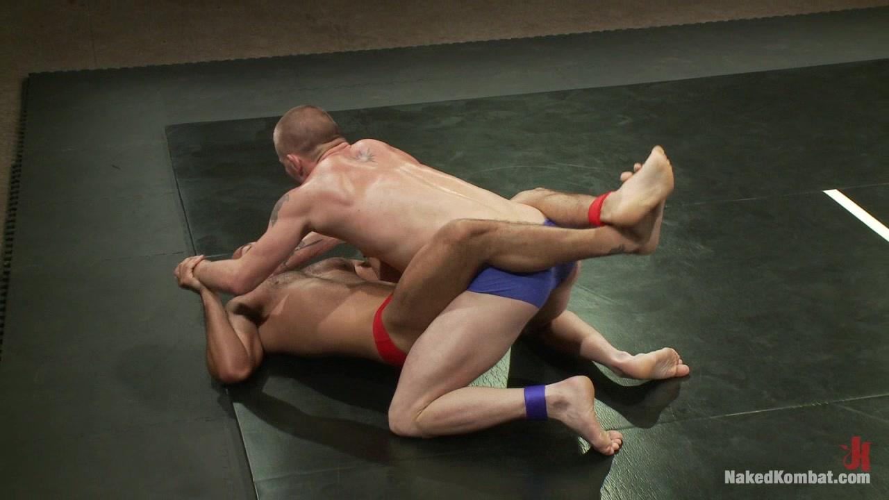 NakedKombat Brenn Wyson vs Leo Forte Squirting Anal Milf