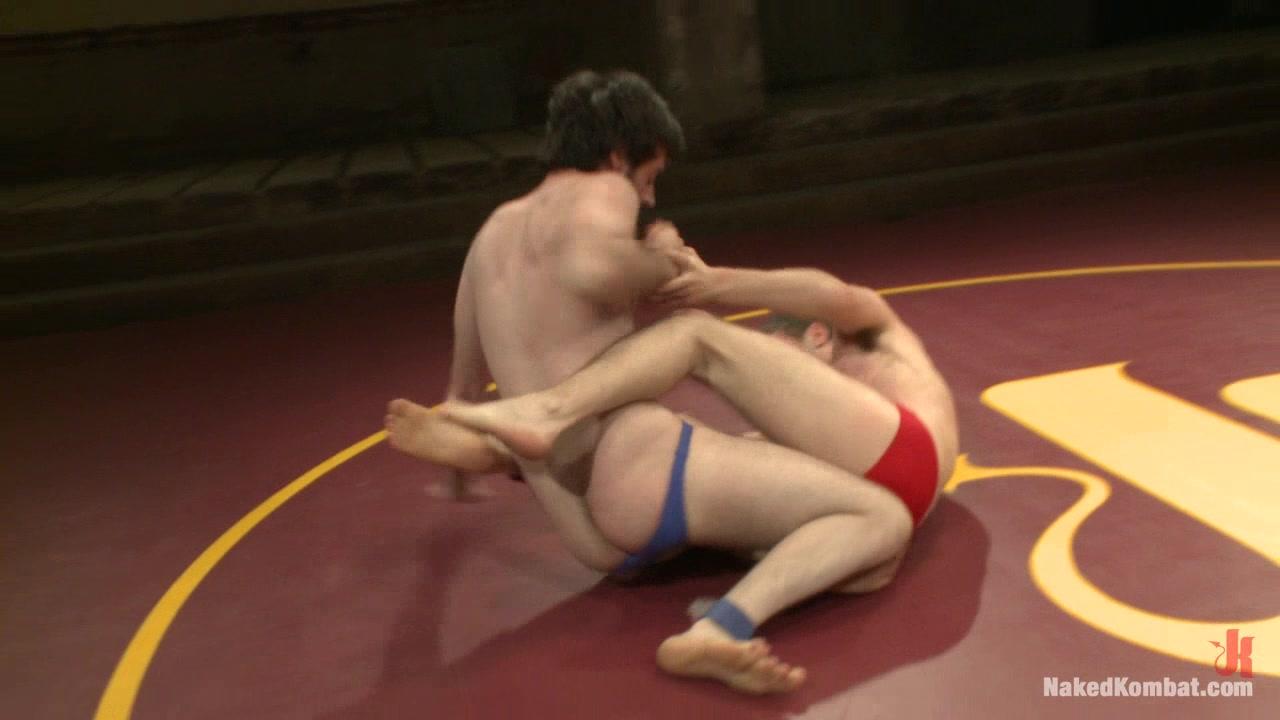 NakedKombat Rowen The Jackhammer Jackson vs Andrew The Assassin Collins Hq Handjobs