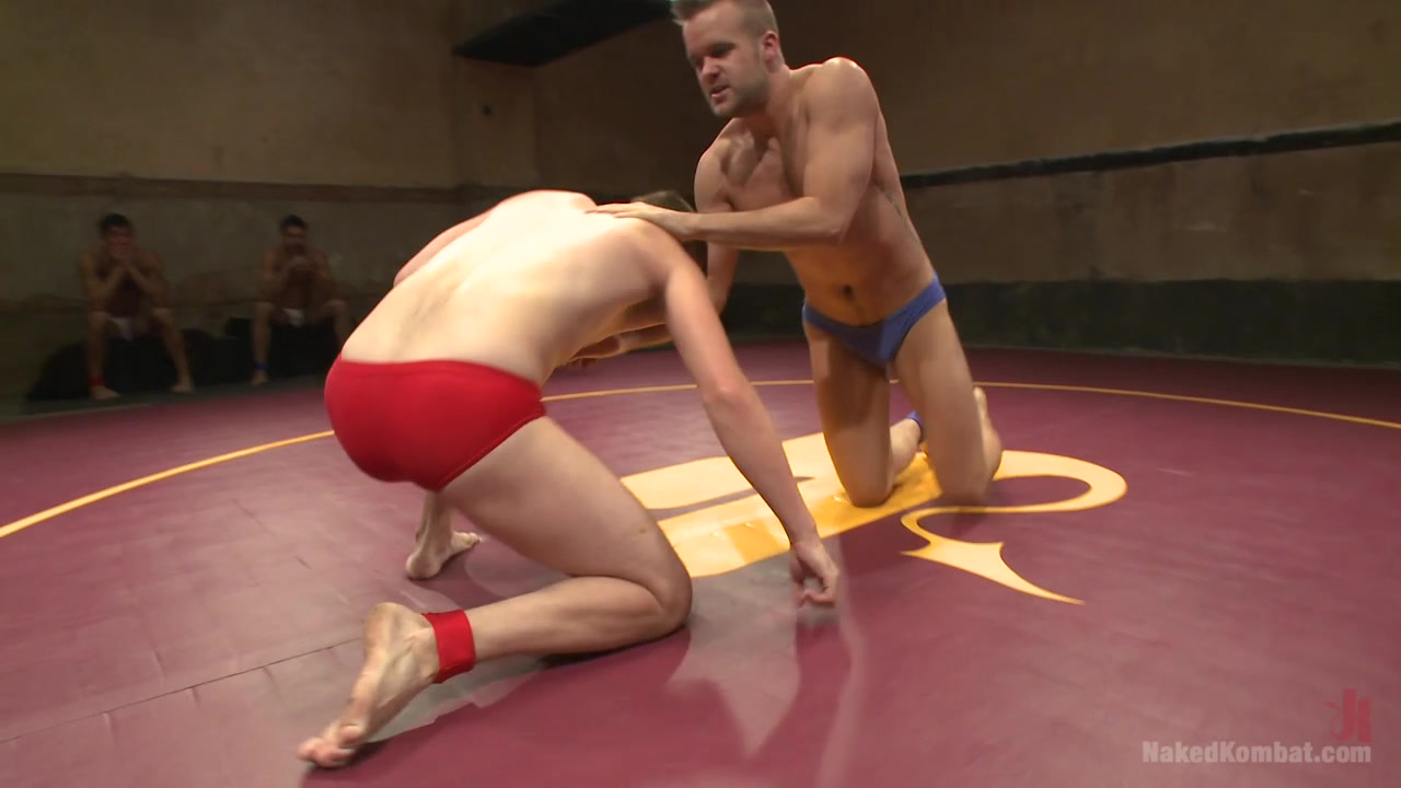 NakedKombat Dayton The D O C OConnor vs Connor The Pulverizer Patricks cum cock girl virgin