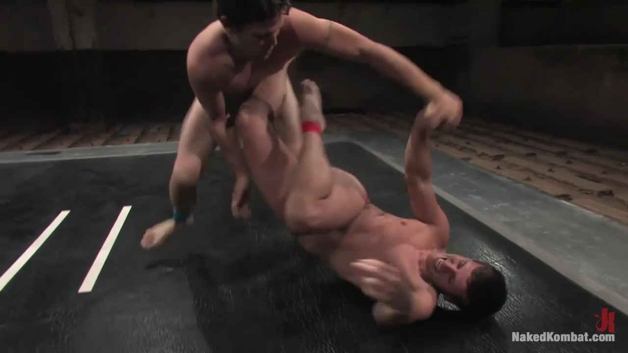 NakedKombat Derrek Diamond vs Lee Stephens Why Do People Masturbate Compulsively