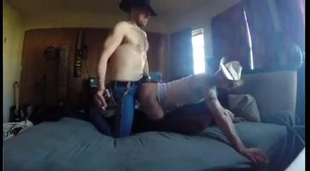Cowboys bareback Hot boobs in car