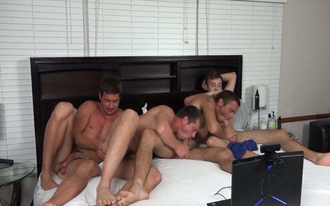 A couple and two friends fucking on webcam Erotic massage daytona