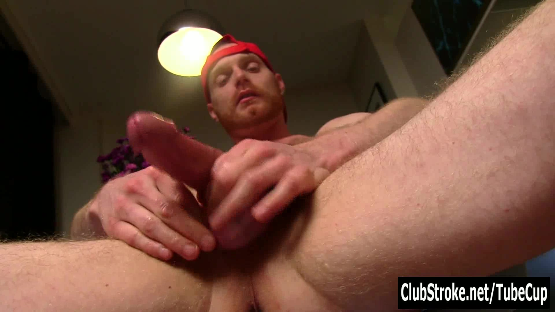Redhead Straight Guy JJ Masturbating Girls naked and embarrassing moments