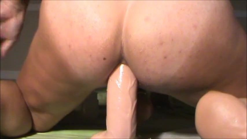 Close up dildo riding Home nudist party