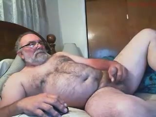 Jim naked and stroking taboo anal enema meal worms
