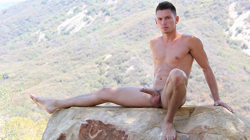 Zachary Perry & Chase Harding in Sensual Day Outdoors - ManRoyale mom and unlucky condm porn