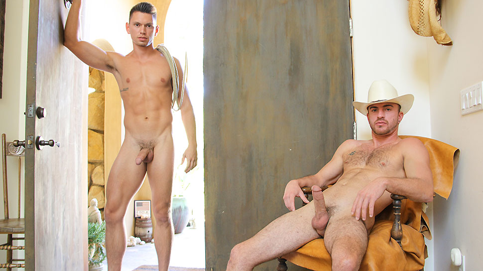 Zachary Perry & Steve Vex in Afternoon Love - ManRoyale Lauren milf seeker