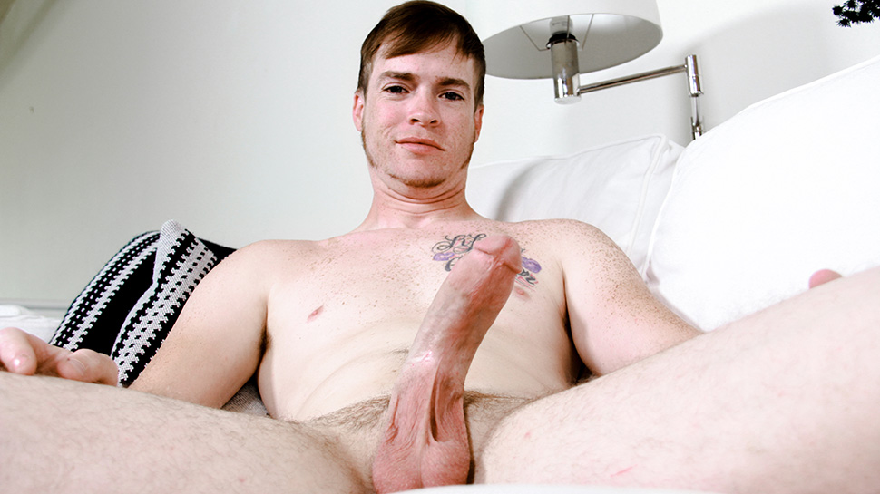 Landon Simms & Charles Grey in Creeping Up From Behind - GayCreeps Sxs Girl Hook