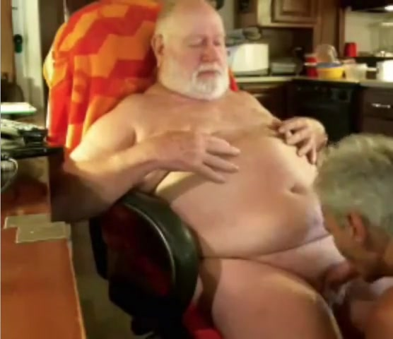 Grandpa couple play on cam Polish office girl is too horny this night