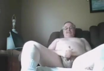 Grandpa cum on cam 13 Alexis Texas Does Anal