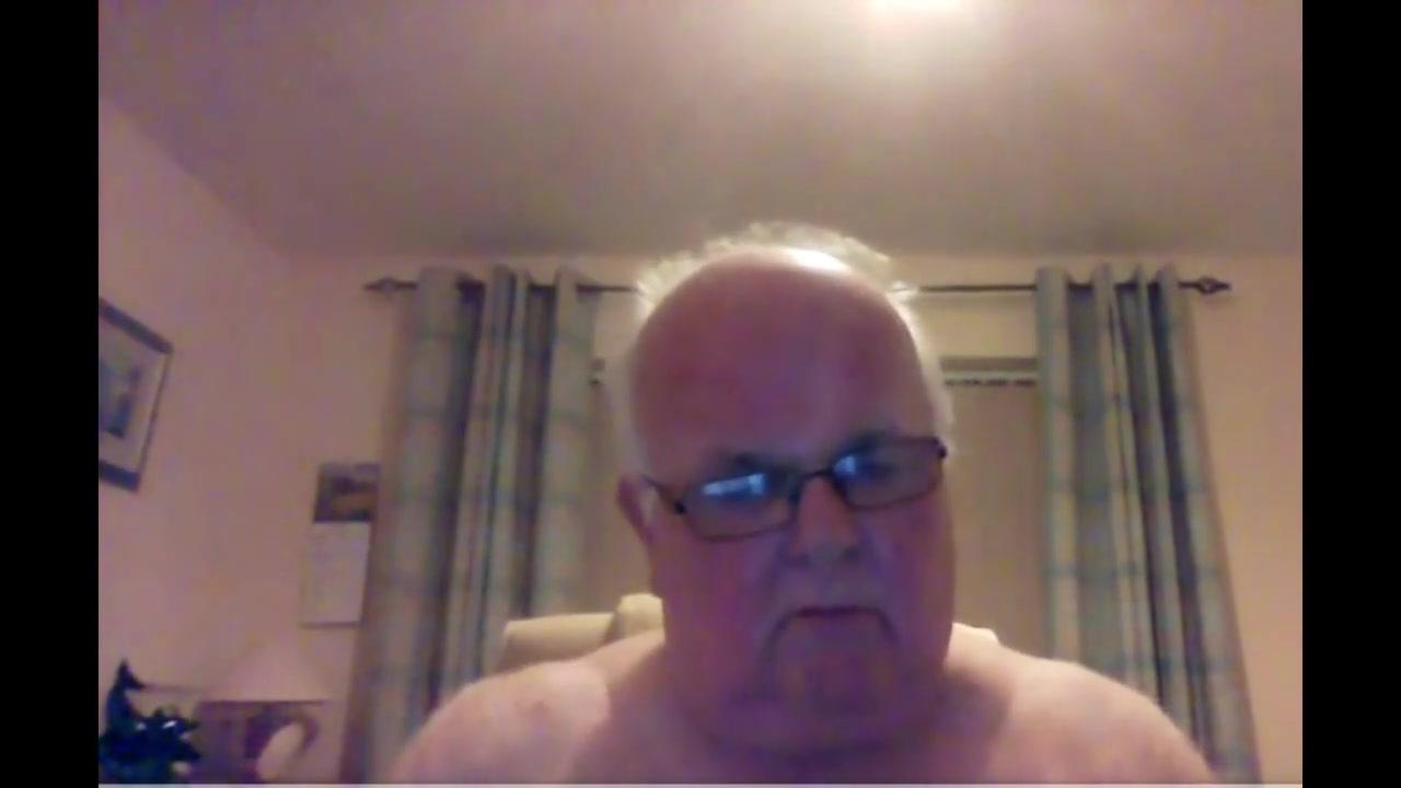 Grandpa show 17 Pump my ass