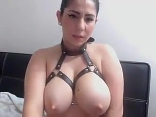 Webcam big tits 2 audriana and heidi fake boobs