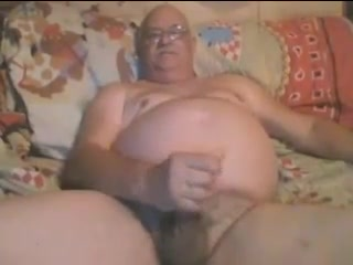 Barry Cums on Webcam my sisters hot body
