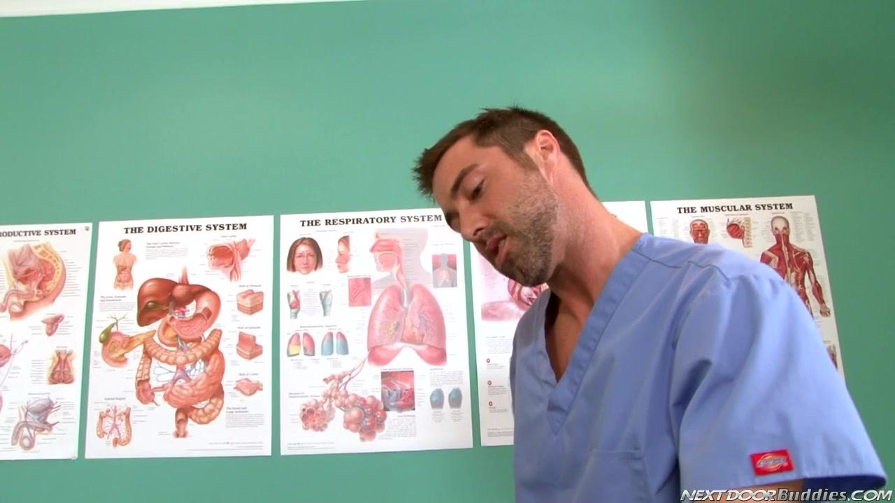 NextDoorBuddies Video: Anatomy Lessons nicole aniston jordi el nino porn
