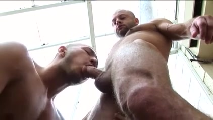 Horny Gay Bear Getting Naughty With His Sexy Gardener Www Freesex Porno Com