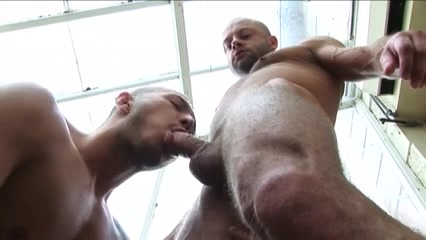 Buck and Jaxson doing some garden work. but then feelin horny and doing some cock work Hot Mom Sex Ass