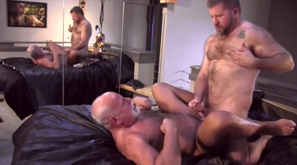 Old bears parking place is screwed by a very fat dick Sexual intercourse virginity