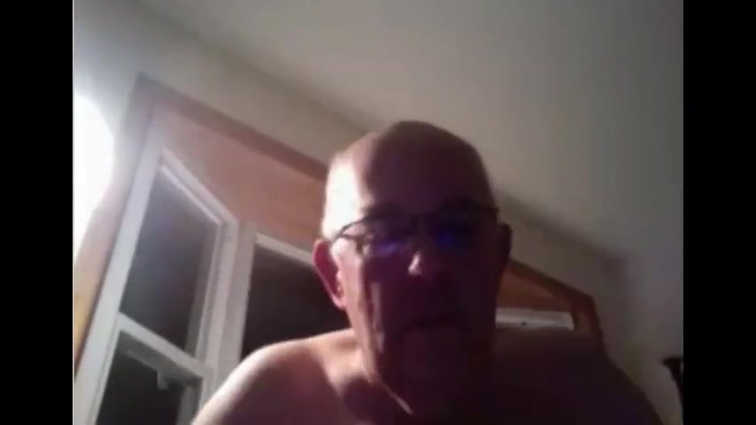 Grandpa show 22 Please spank me gently