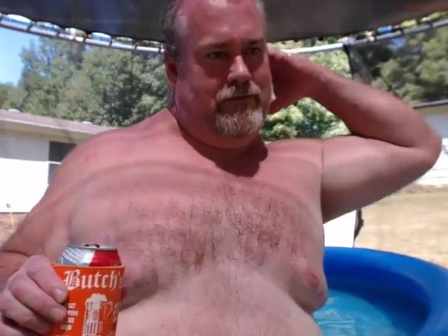 Naked Dad Pool Play Orgasm symbian squirts