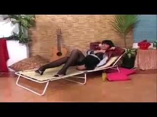 Miriam (Myriam) Gold sunbathing and ... Korean model porn pict