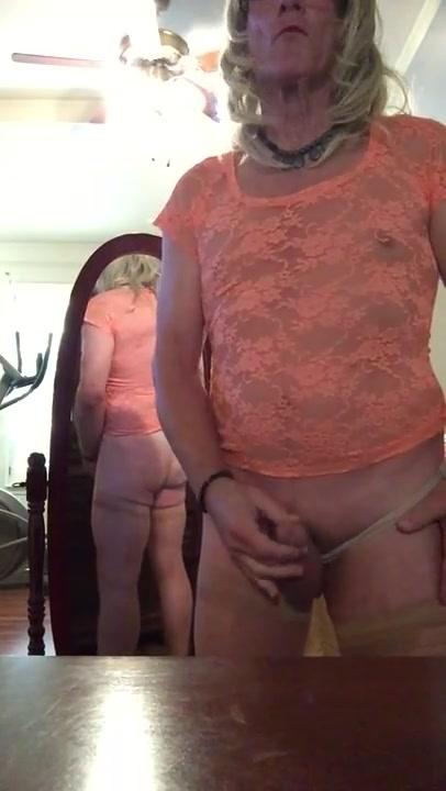 Crossdresser Joci loves to cum Best homemade swinger porn