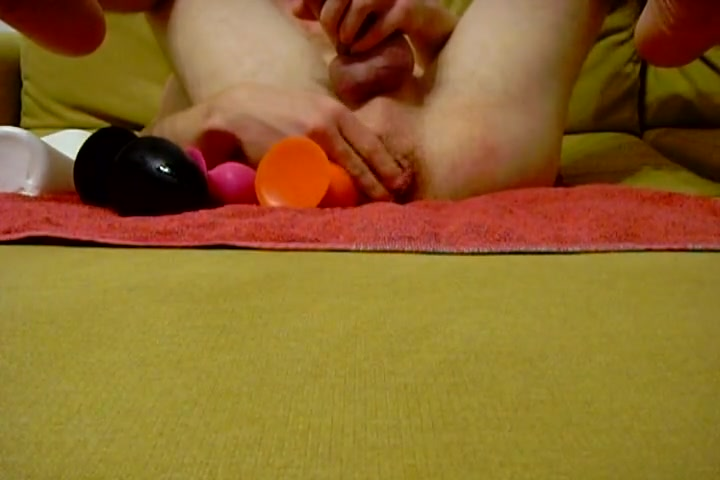 Playing with my favourite plugs Two incredible sexy lesbian hotties