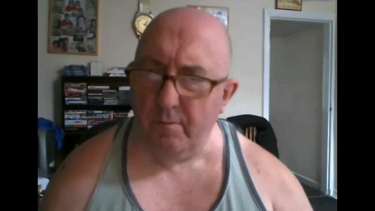 Grandpa stroke 18 Yang And Old Porn