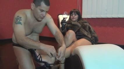LUXURY BULLWHIPPING Jackie hotel fuck wife