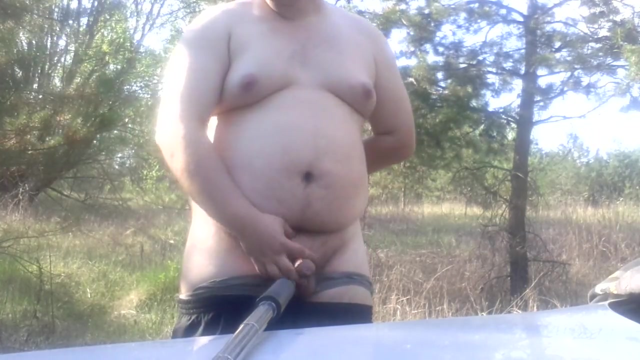 Outdoor. Day 4 Sybian for two