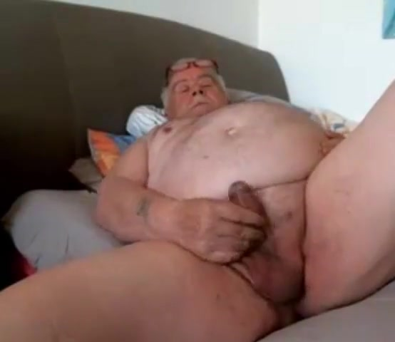 Grandpa play on cam hidden sex videos free