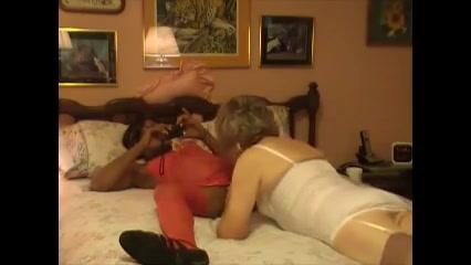 Crossdresser bobbi carol with black gurlfriend monica belluci nude scene shoot em up