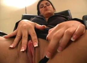 Exotic pornstar Nikki Loren in incredible masturbation, brunette sex scene free web cam naked