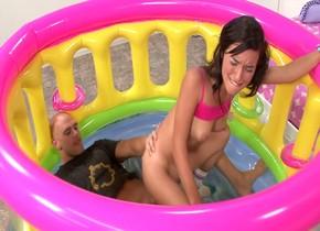 Horny pornstar Sandy Sweet in exotic brunette, cunnilingus xxx video hardcore family guy porn