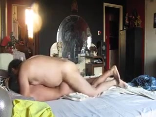 Papai tarado fode afilhado Big boobed milf gets fucked balls deep