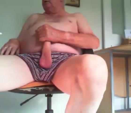 Grandpa stroke 2 ium mature age entry