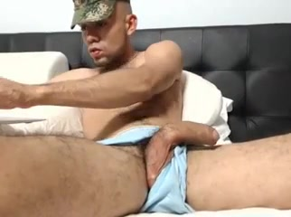 Militar Vergudo I Love Black Cock