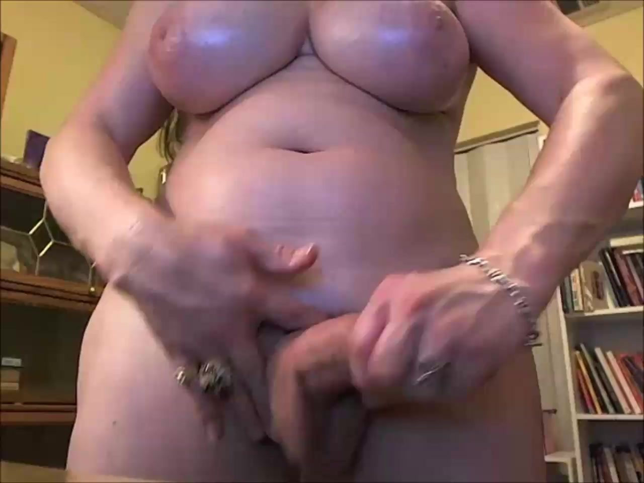 Blonde busty shemale with big ass - homemade free phone sex chat line