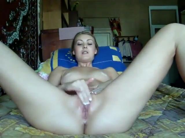 Tane4ka.Masturbate clit