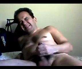 Hot mexican daddy wanking Milf Anal Sauna