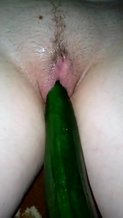 Cucumber and pussy creampie Anas zubedy wife sexual dysfunction