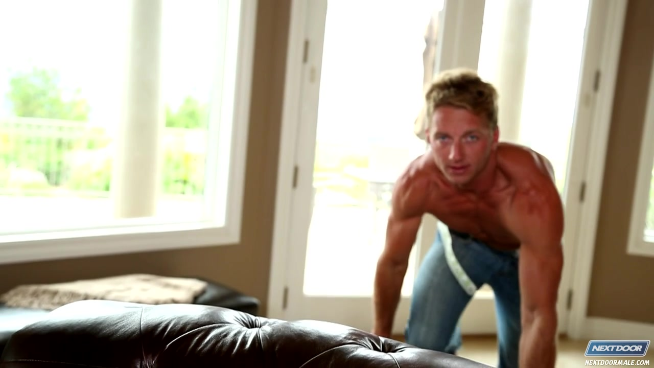 NextdoorMale Video: Kody Slater Magic sex book game