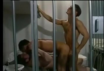 Males threesome in jail Anal obsession tubes
