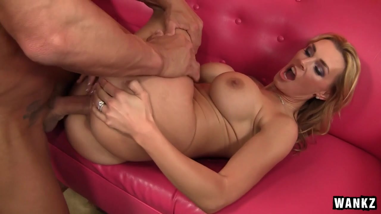 Lee Stone in Tanya Tate Gets Her Tight Bald Twat Stuck By Lee Stone - Wankz