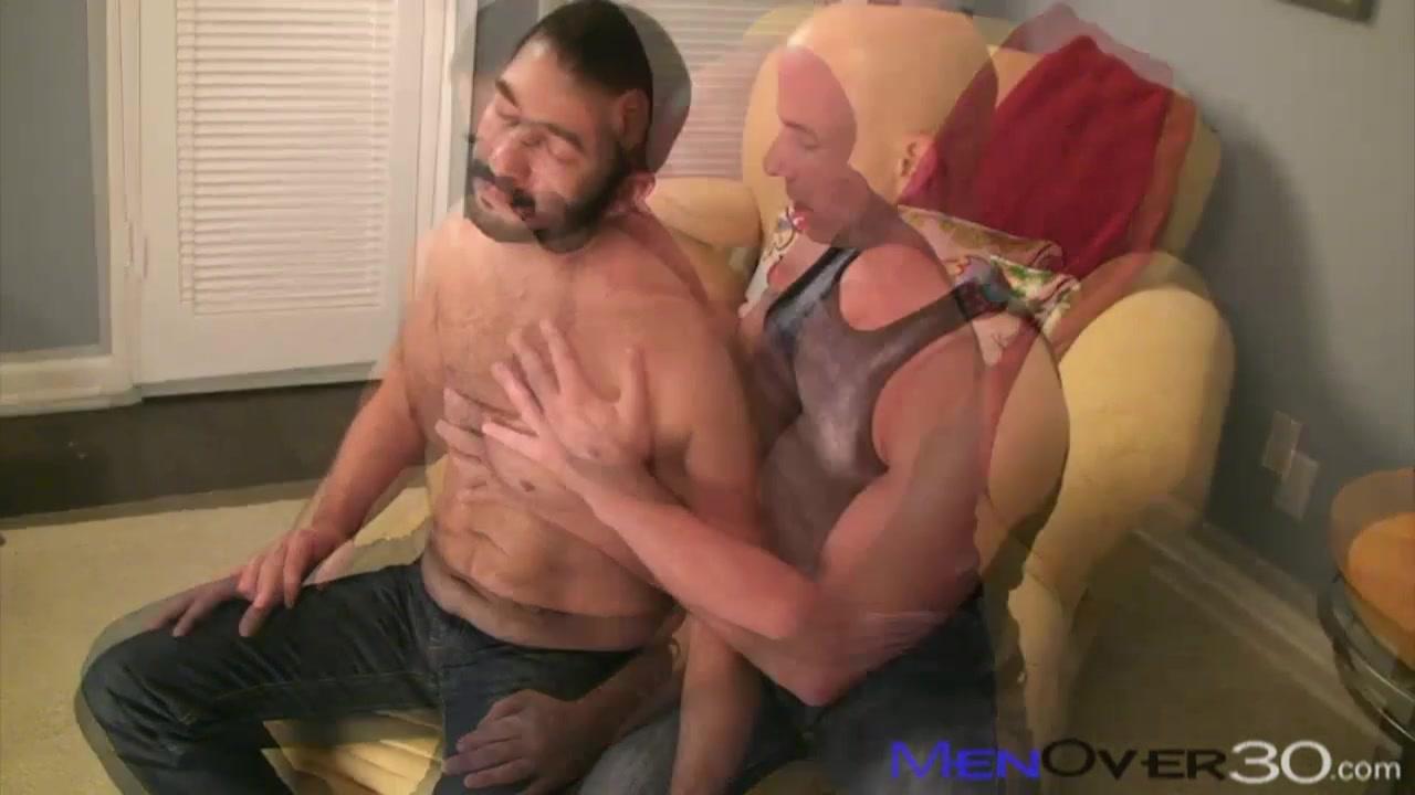 MenOver30 Video: Brock N Roll Flagstaff sex