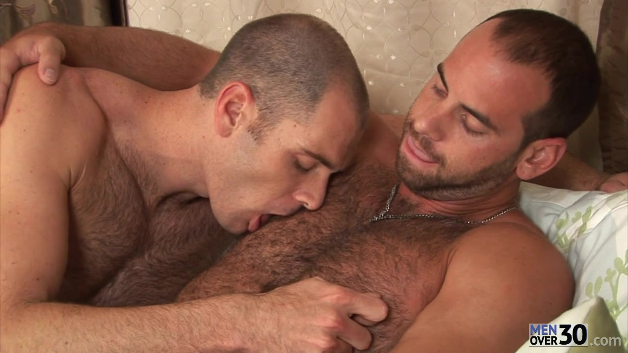 MenOver30 Video: Piece on Girth Feet Fetish Sex Videos