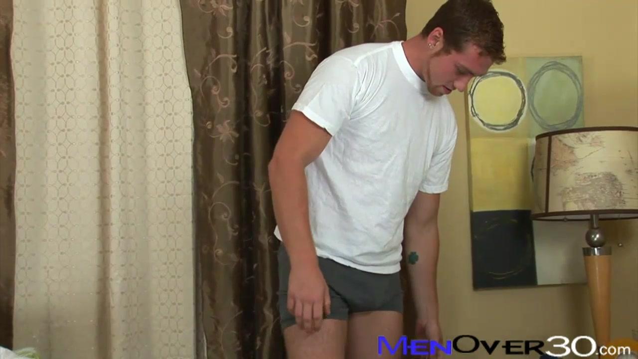MenOver30 Video: Daddys Workout free video big dicks oral